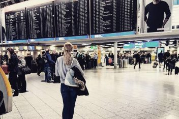 Frankfurt Airport Photo Source: @Frankfurt Airport