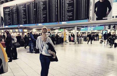 Frankfurt Airport Photo Source: @Frankfurt Airport
