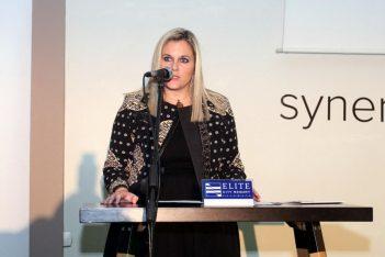 Evridiki Kourneta, Secretary General of Tourism.