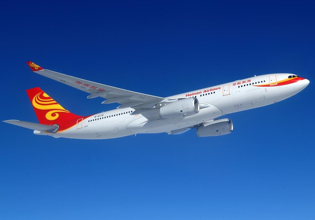 Hainan Airlines Renews Fleet With 11 Airbus 330 300