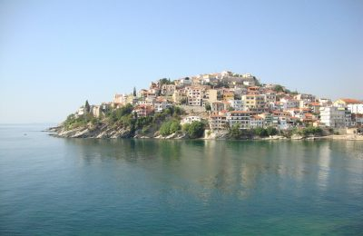 Kavala, northern Greece