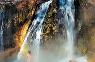 Kivotos Spring, Grevena. Photo Source: Tourism Organization of Western Macedonia, Northern Greece.