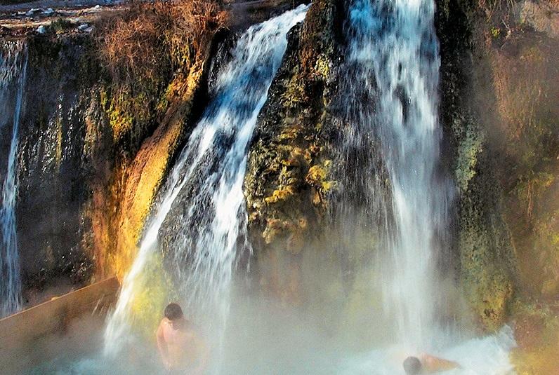 Kivotos Spring, Grevena. Photo Source: Tourism Organization of Western Macedonia, Northern Greece.