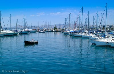 Marina of Alimos. Photo © Maria Theofanopoulou / Greek Travel Pages