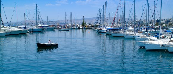 Marina of Alimos. Photo © Maria Theofanopoulou / Greek Travel Pages