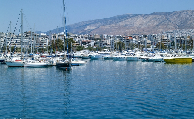 Marina of Alimos. Photo: © Maria Theofanopoulou / Greek Travel Pages