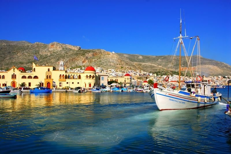 Kalymnos Island. Photo Source: Municipality of Kalymnos