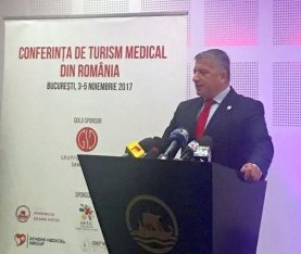 International Health Tourism Center (IHTC) president George Patoulis.