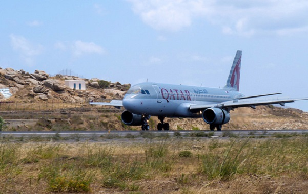 Qatar airways to link doha with thessaloniki in march 2018 gtp qatar airways to link doha with thessaloniki in march 2018 stopboris Choice Image