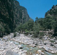 Samaria gorge, Crete. Photo Source: Visit Greece