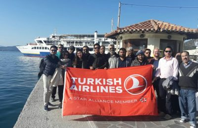 Turkish Airlines Fam trip