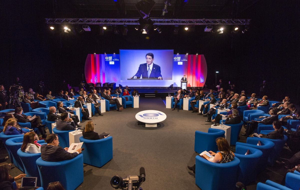 World Travel Market 2016, ExCeL London - Ministers' Summit Overview.