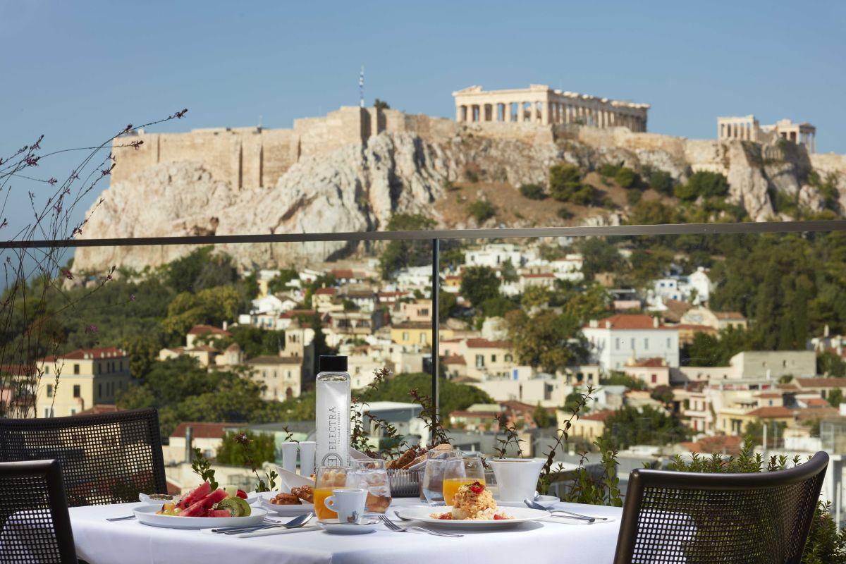 Electra Metropolis, Athens. Photo Source: Electra Metropolis | © Christos Drazos