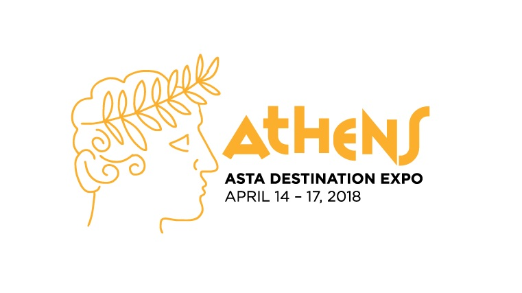 Athens ASTA Destination Expo 2018 logo