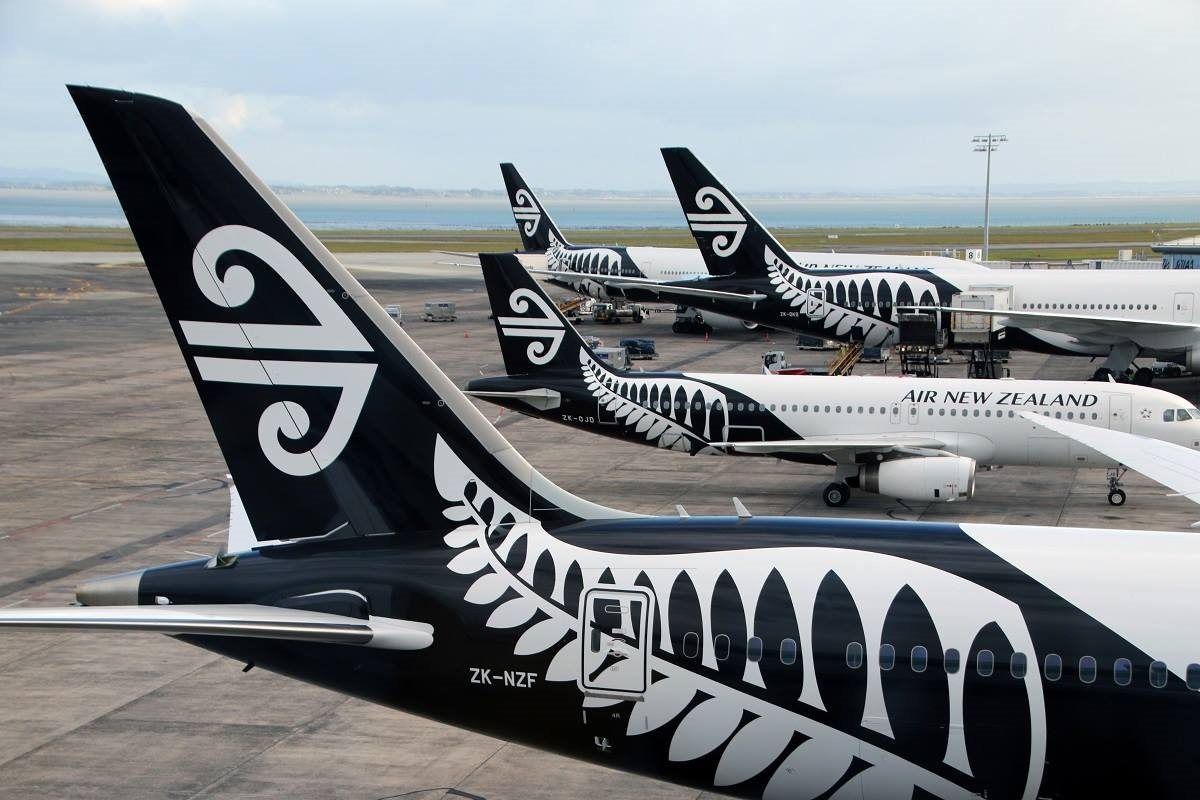 air new zealand - photo #25