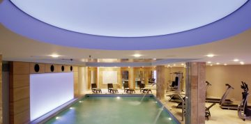 Wellness Center, Divani Palace Larissa.