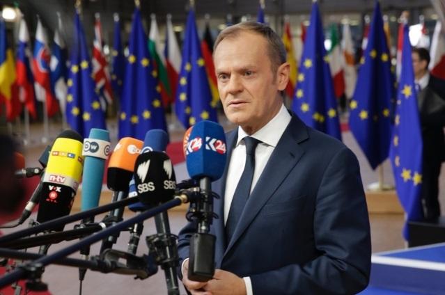 European Council President Donald Tusk. © European Union