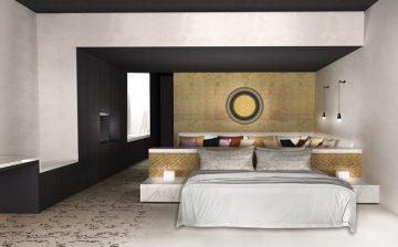 Euphoria Retreat: Room.