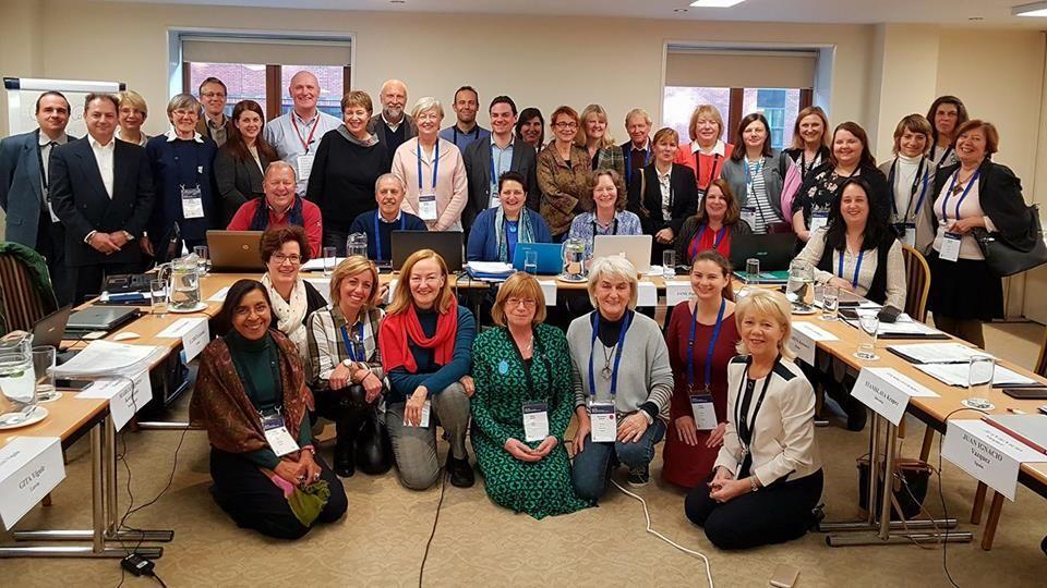 19th FEG Annual General Meeting in Dublin, Ireland.