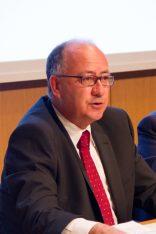 Santorini Mayor Nikos Zorzos.