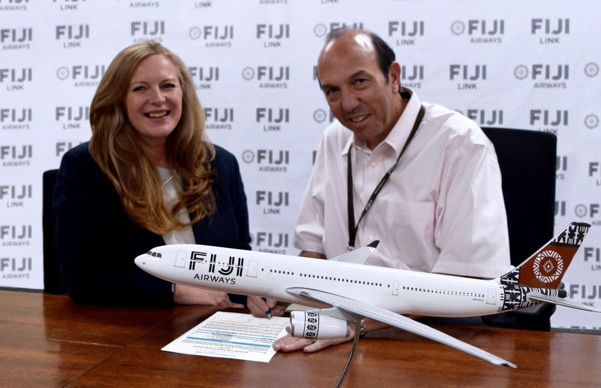 Travelport Develops New Mobile App for Fiji Airways - GTP