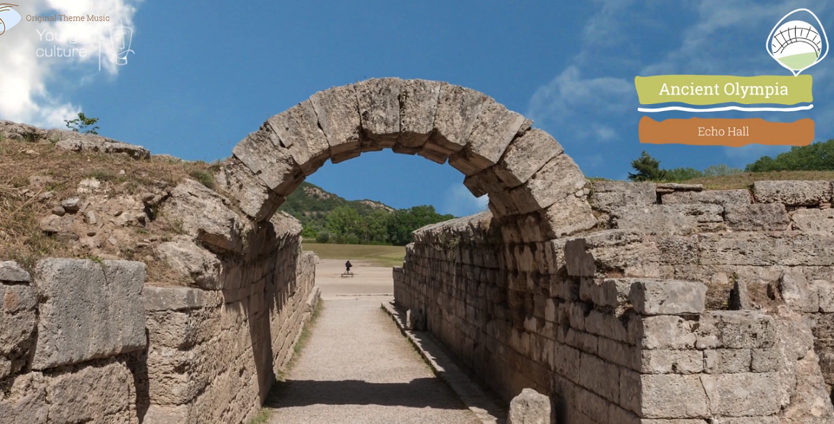 Virtual Tour of Ancient Olympia by You Go Culture.