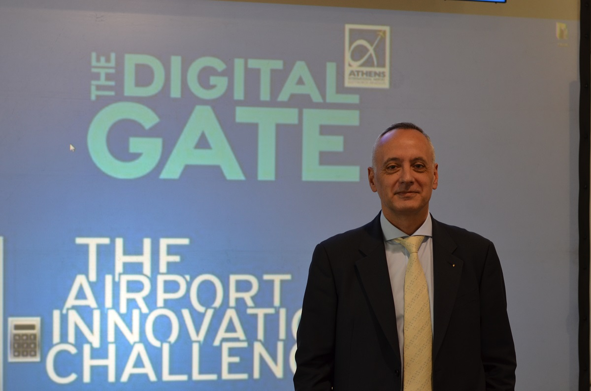 George Dimitriadis, director of AIA's IT&T business unit.