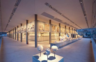 The Acropolis Museum. Photo Source: @Acropolis Museum