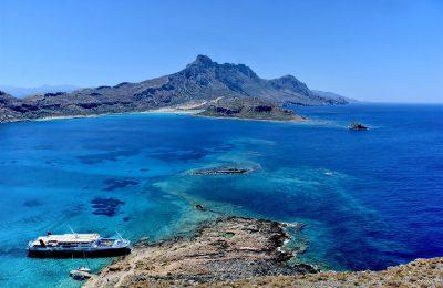 Balos on Crete.