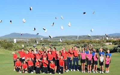 The Navarino Junior Golf Academy.