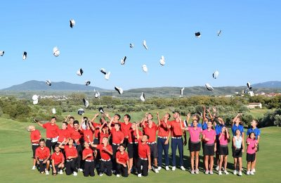 The Navarino Junior Golf Academy.