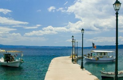 Vourvourou in Halkidiki. Photo Source: Halkidiki Tourism Organization.