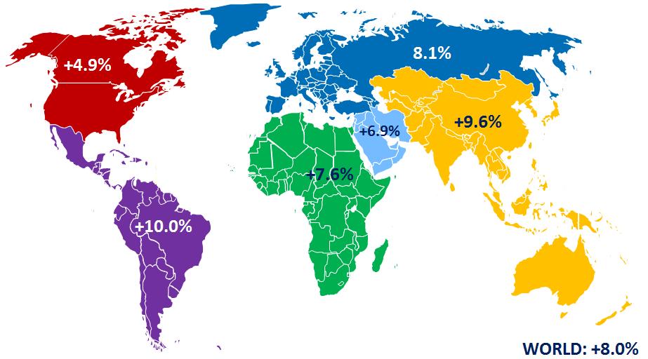 Source: International Civil Aviation Organization (ICAO)