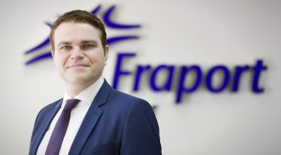 Ilias Maragakis, chief operating officer, Fraport Greece.