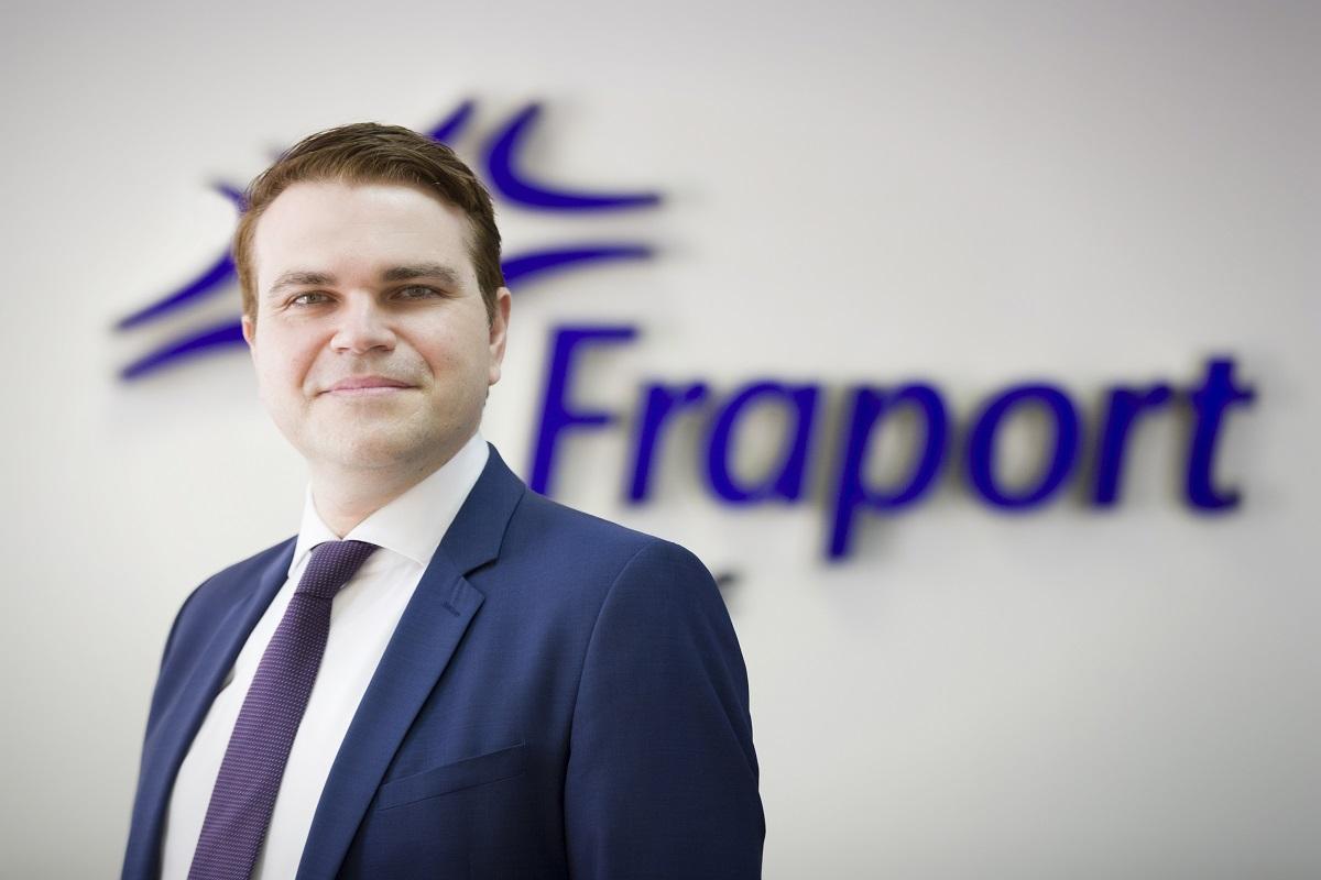 Ilias Maragakis, chief operating officer, Fraport Greece.