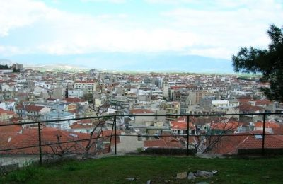 Kozani, northern Greece. Photo: © Makedonas / Wikimedia Commons