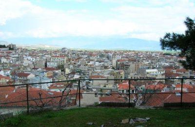 Kozani, northern Greece. Photo: © Makedonas / Wikimedia Commons