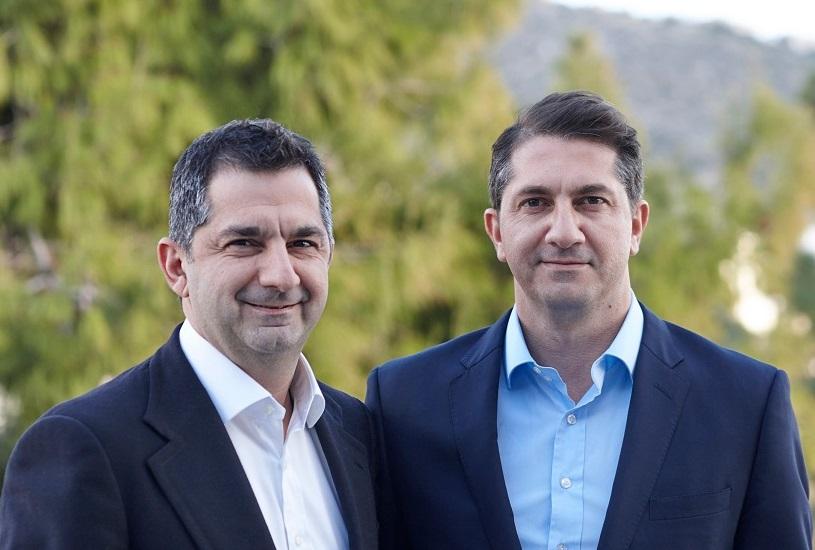 Christos and George Kyvernitis.