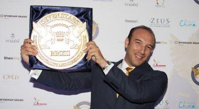 The managing director of Limotours Hellas Anastasios Korovesis.
