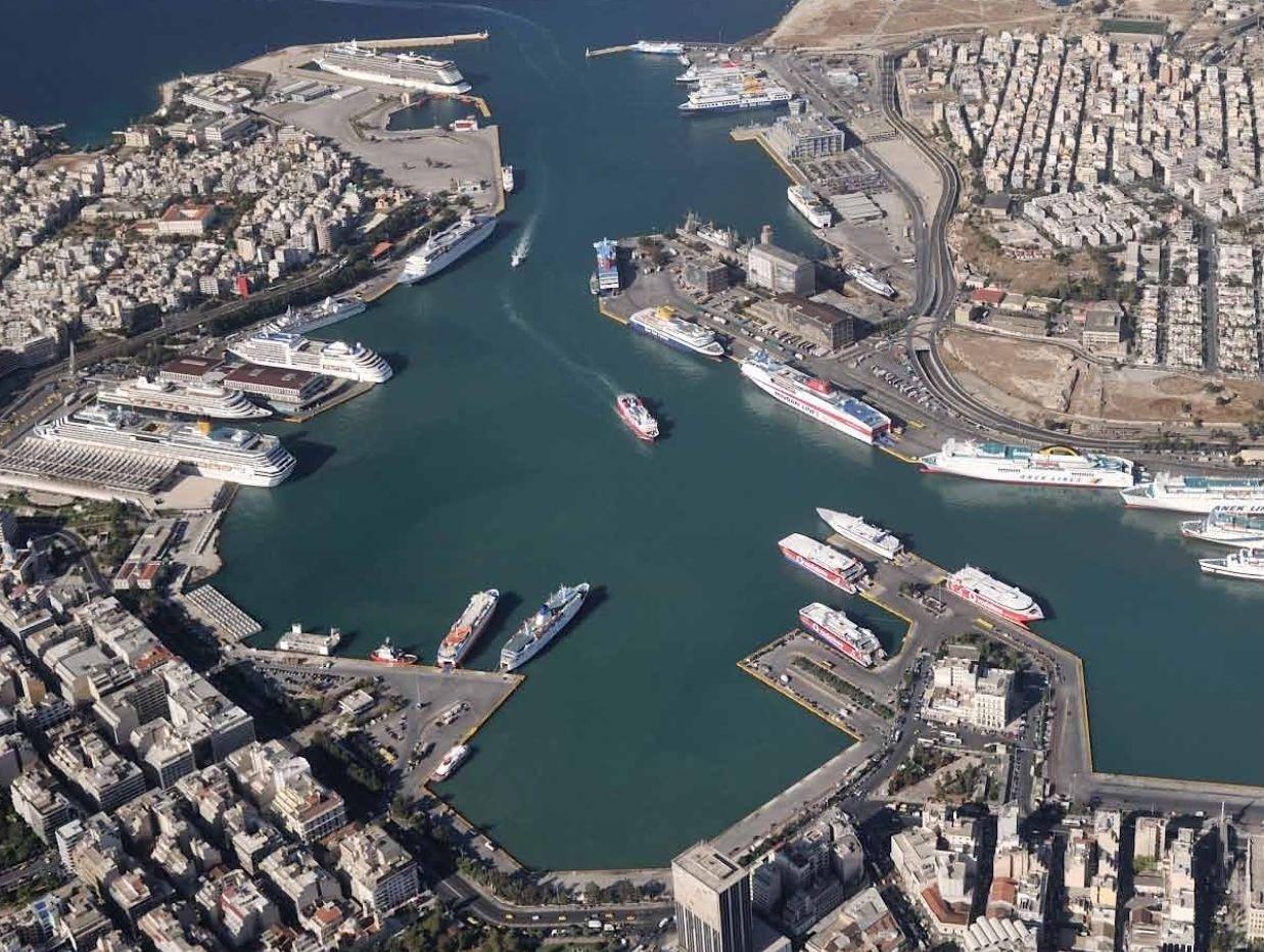 Photo © Piraeus Port Authority