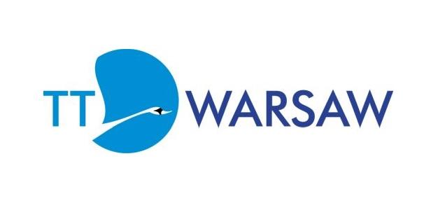 TT Warsaw new logo