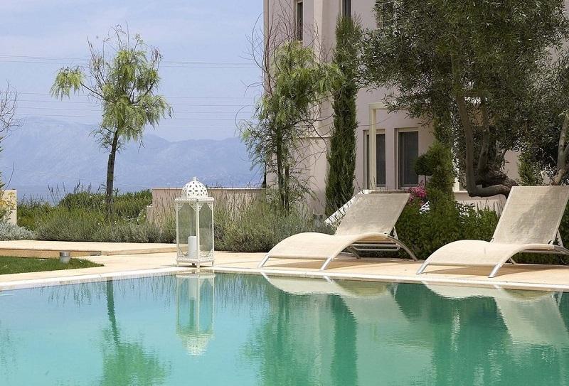 The Marble Resort in Halkida.