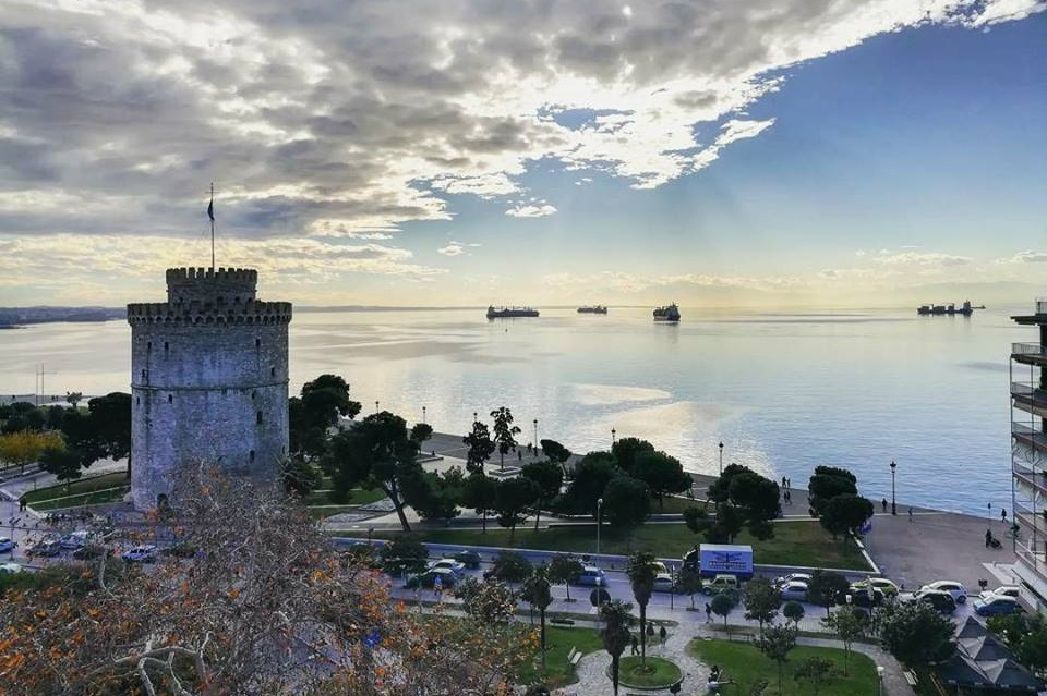 Thessaloniki in northern Greece. Photo Source: @Thessaloniki Tourism Organization