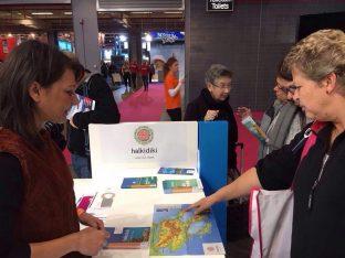 The Halkidiki Tourism Organization participated in the Vakantiebeurs 2018 exhibition in Utrecht.