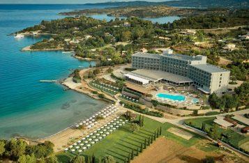 Hinitsa Bay, AKS Hotels.