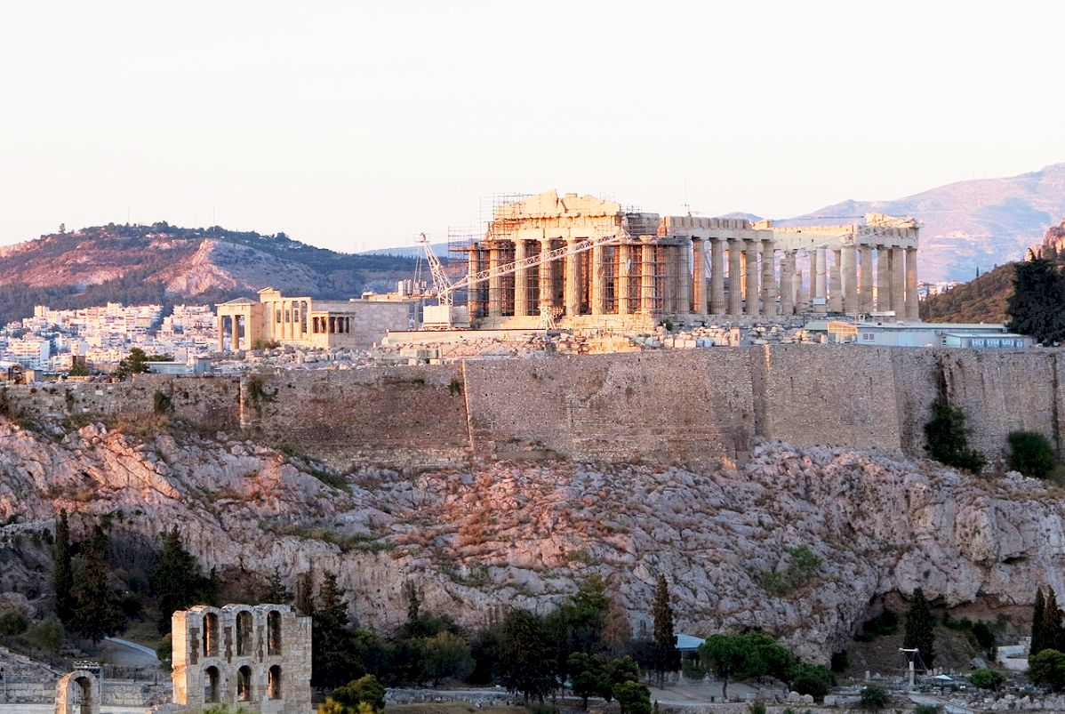 The Acropolis, Athens. Photo Source: http://www.athensattica.gr