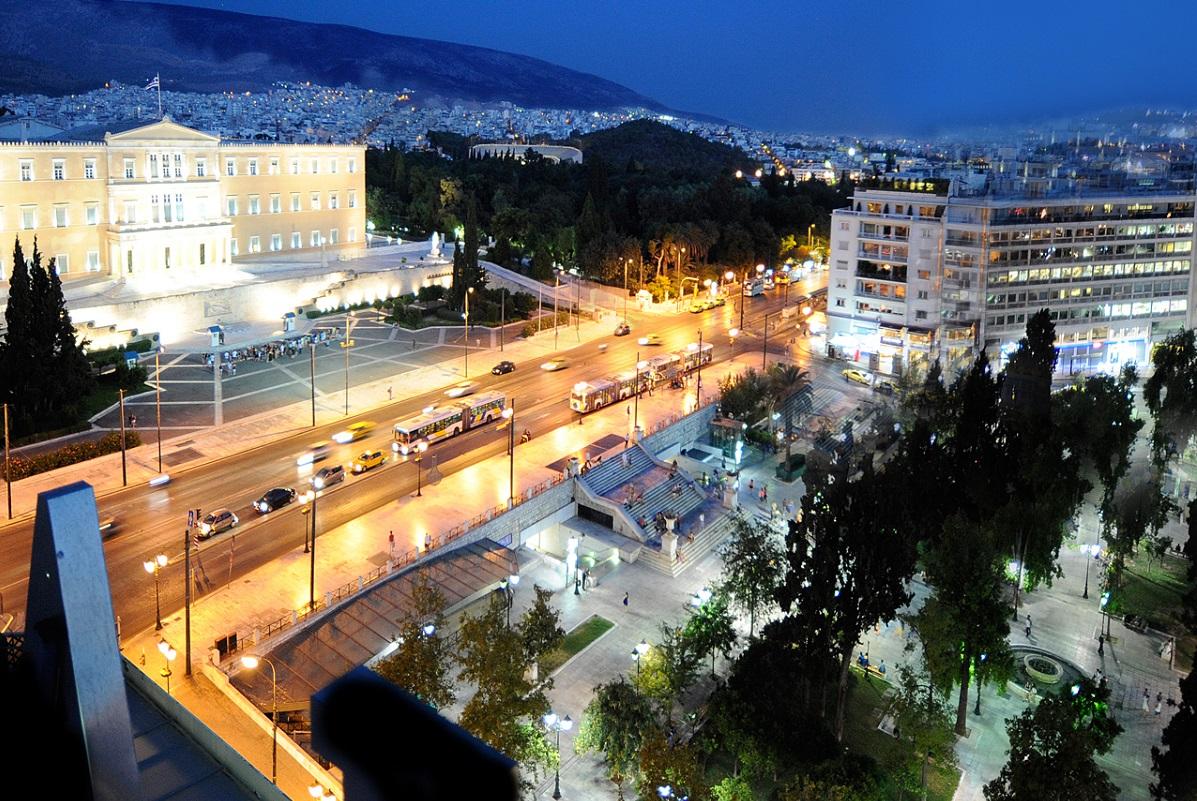 Athens, Greece. Photo Source: http://www.athensattica.gr