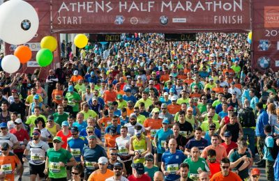 Photo Source: Athens Half Marathon