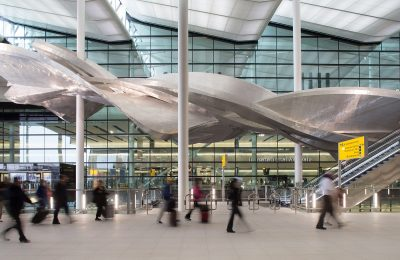 Heathrow Airport. Photo Source: @Heathrow Airport