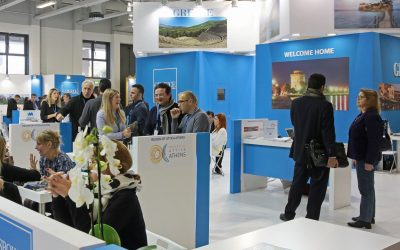 ITB Berlin 2017 - Greece. Photo Source: ITB Berlin